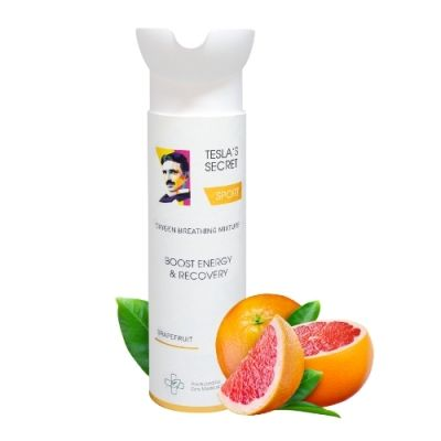 TESLA'S SECRET SPORT GRAPEFRUIT